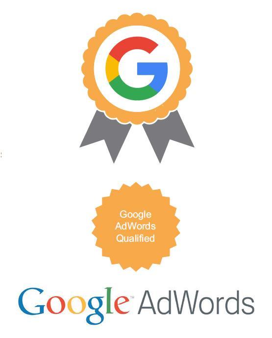 Certificados por google adwords