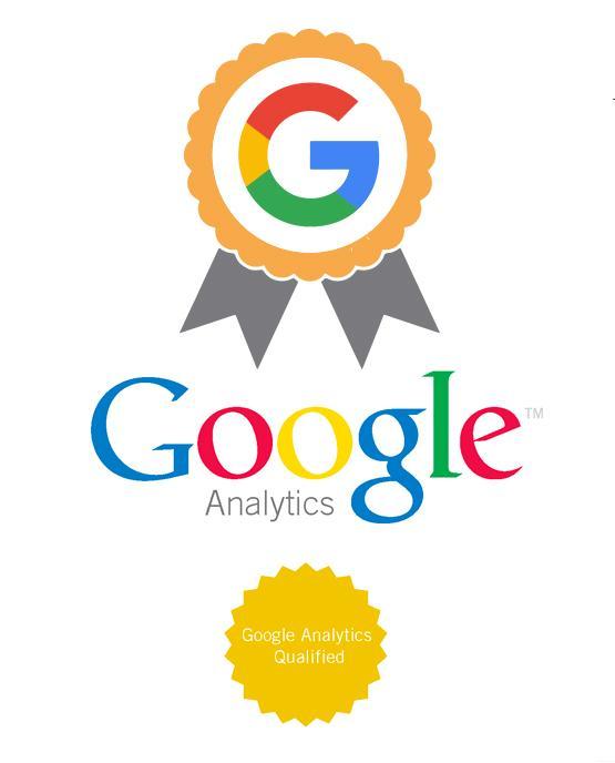 Certificados por google analytics